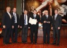 Verleihung der Sportplakette des Bundespräsidenten